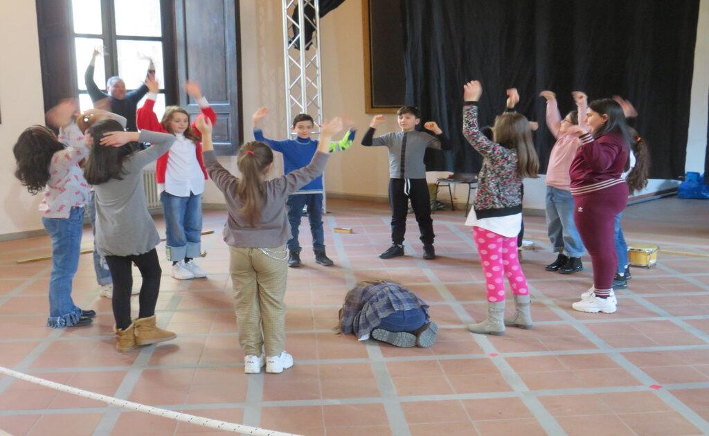 Teatro scuola